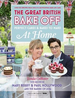 Picture of Great British Bake Off - Perfect Cakes & Bakes to Make at Home: Official Tie-in to the 2016 Series