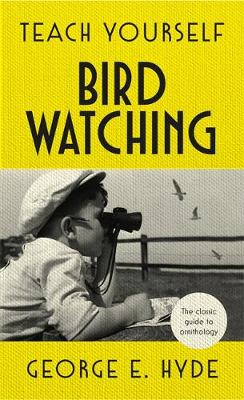 Picture of Teach Yourself Bird Watching: A Primer of Ornithology