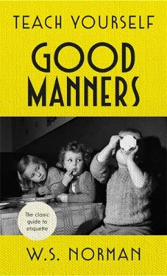 Picture of Teach Yourself Good Manners