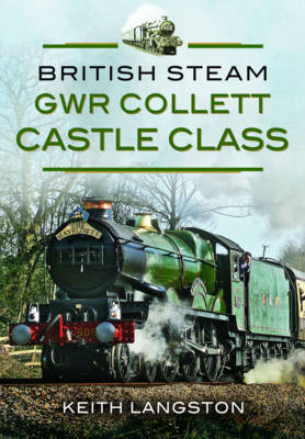 Picture of British Steam: GWR Collett Castle Class