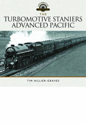 Picture of The Turbomotive, Staniers Advanced Pacific