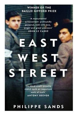 Picture of East West Street: On the Origins of Genocide and Crimes Against Humanity