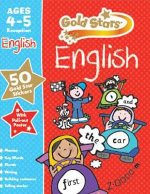 Picture of Gold Stars English Ages 4-5 Reception