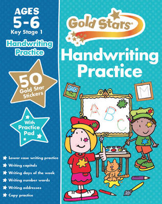 Picture of Gold Stars Handwriting Practice Ages 5-6 KS1