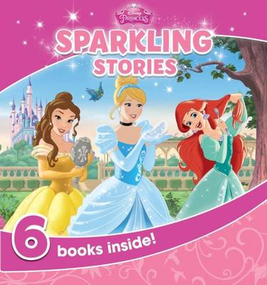 Picture of Disney Princess Carry-Along Story Box