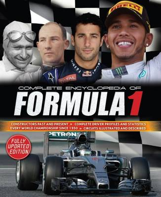 Picture of The Encyclopedia of Formula 1