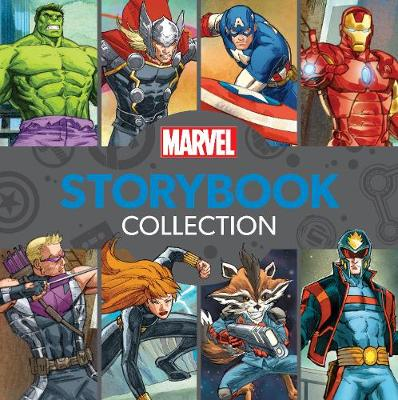 Picture of Marvel Storybook Collection