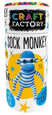 Picture of Craft Factory Sock Monkey