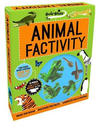 Picture of Gold Stars Factivity Animal Factivity: Read the Book, Discover the Facts, Complete the Activities