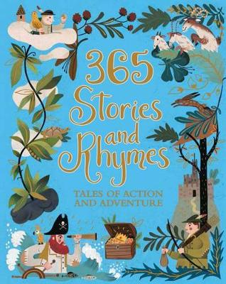Picture of 365 Stories and Rhymes (Deluxe Edition): Tales of Action and Adventure