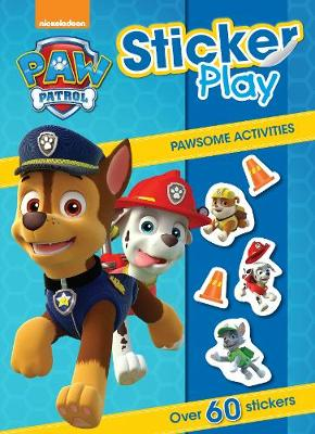 Picture of Nickelodeon Paw Patrol Sticker Play Pawsome Activities