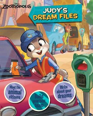 Picture of Disney Zootropolis Judy's Dream Files