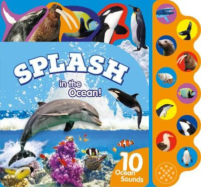 Picture of Splash in the Ocean!: 10 Ocean Sounds