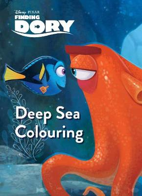 Picture of Disney Pixar Finding Dory Deep Sea Colouring
