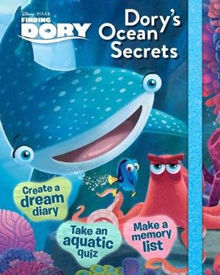 Picture of Disney Pixar Finding Dory Dory's Ocean Secrets