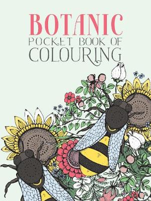 Picture of Pocket Colouring Botanic