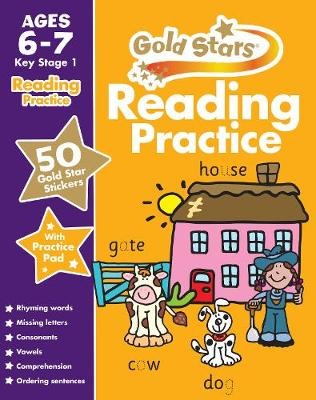 Picture of Gold Stars Reading Practice Ages 6-7 Key Stage 1
