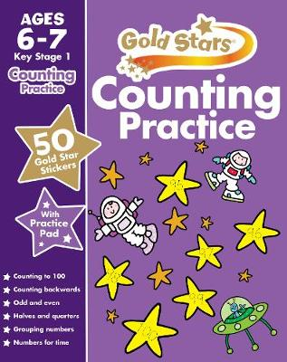 Picture of Gold Stars Counting Practice Ages 6-7 Key Stage 1