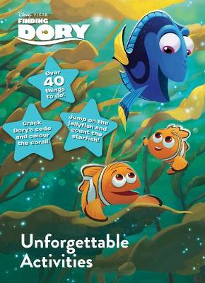 Picture of Disney Pixar Finding Dory Unforgettable Activities