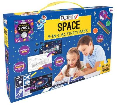 Picture of Factivity Space 4-in-1 Activity Pack
