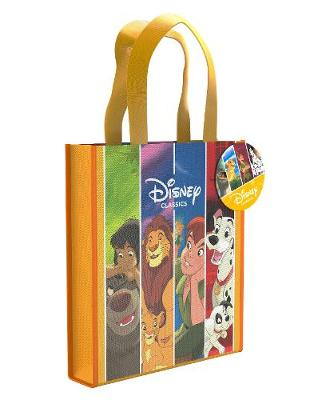 Picture of Disney Classics Book Bag: 4 Magical Storybooks!