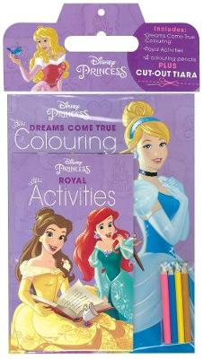 Picture of Disney Princess Activity Pack