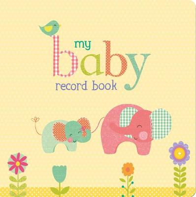 Picture of My Baby Record Book