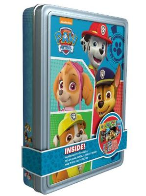 Picture of Nickelodeon PAW Patrol Happy Tin