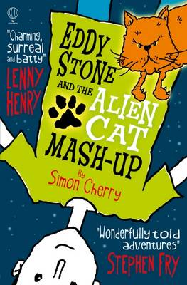 Picture of Eddy Stone and the Alien Cat Mash-Up