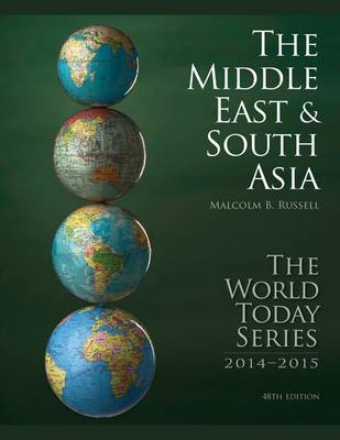 Picture of The Middle East and South Asia: 2014
