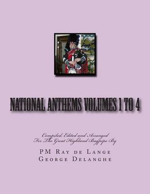 Picture of National Anthems Volumes 1 to 4