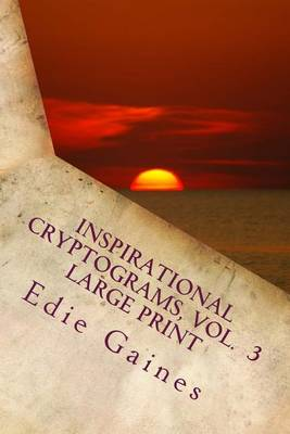 Picture of Inspirational Cryptograms, Vol. 3