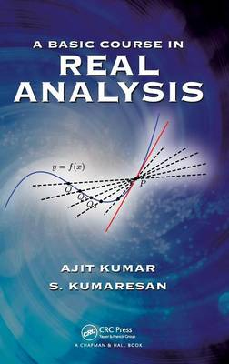 Picture of A Basic Course in Real Analysis