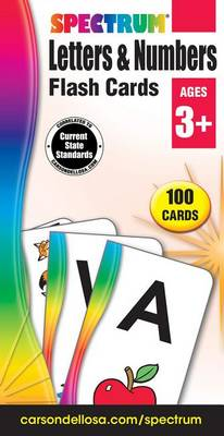 Picture of Letters & Numbers Flash Cards