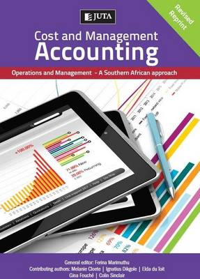Picture of Cost and management accounting