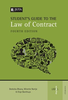 Picture of StudentÆs guide to the law of contract
