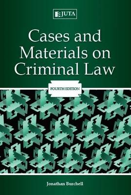 Picture of Cases and materials on criminal law