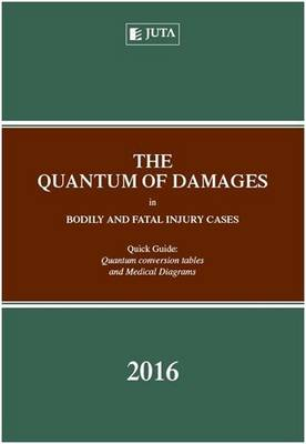 Picture of The quantum of damages quick guide 2016