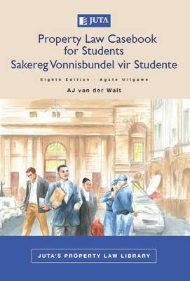 Picture of Law of property casebook for students / Sakereg vonnisbundel vir studente