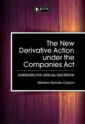 Picture of The new derivative action under the Companies Act
