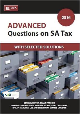 Picture of Advanced questions on SA tax
