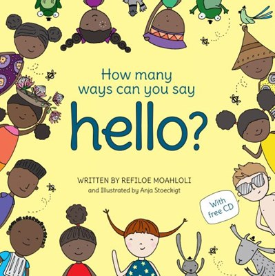 Picture of How many ways can you say hello?