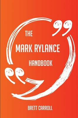 Picture of The Mark Rylance Handbook - Everything You Need to Know about Mark Rylance
