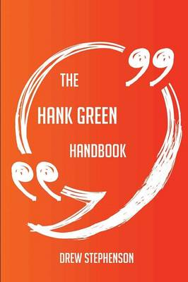 Picture of The Hank Green Handbook - Everything You Need to Know about Hank Green