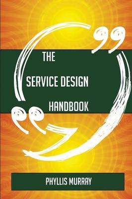 Picture of The Service Design Handbook - Everything You Need to Know about Service Design