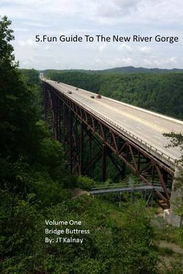 Picture of 5.Fun Guide to the New River Gorge, Volume One, Bridge Buttress