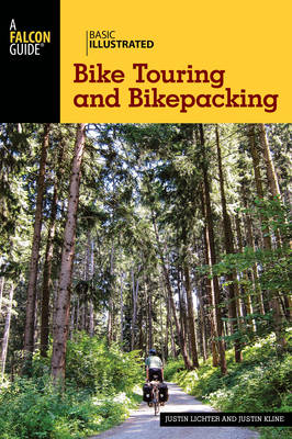 Picture of Basic Illustrated Bike Touring and Bikepacking