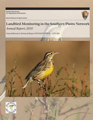 Picture of Landbird Monitoring in the Southern Plains Network: Annual Report, 2010