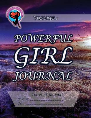 Picture of Powerful Girl Journal: Sunset Spray Volume 1