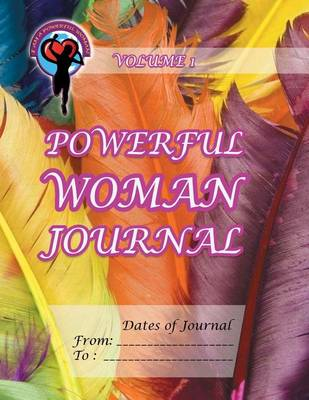 Picture of Powerful Woman Journal - Feathery Delight: Volume 1